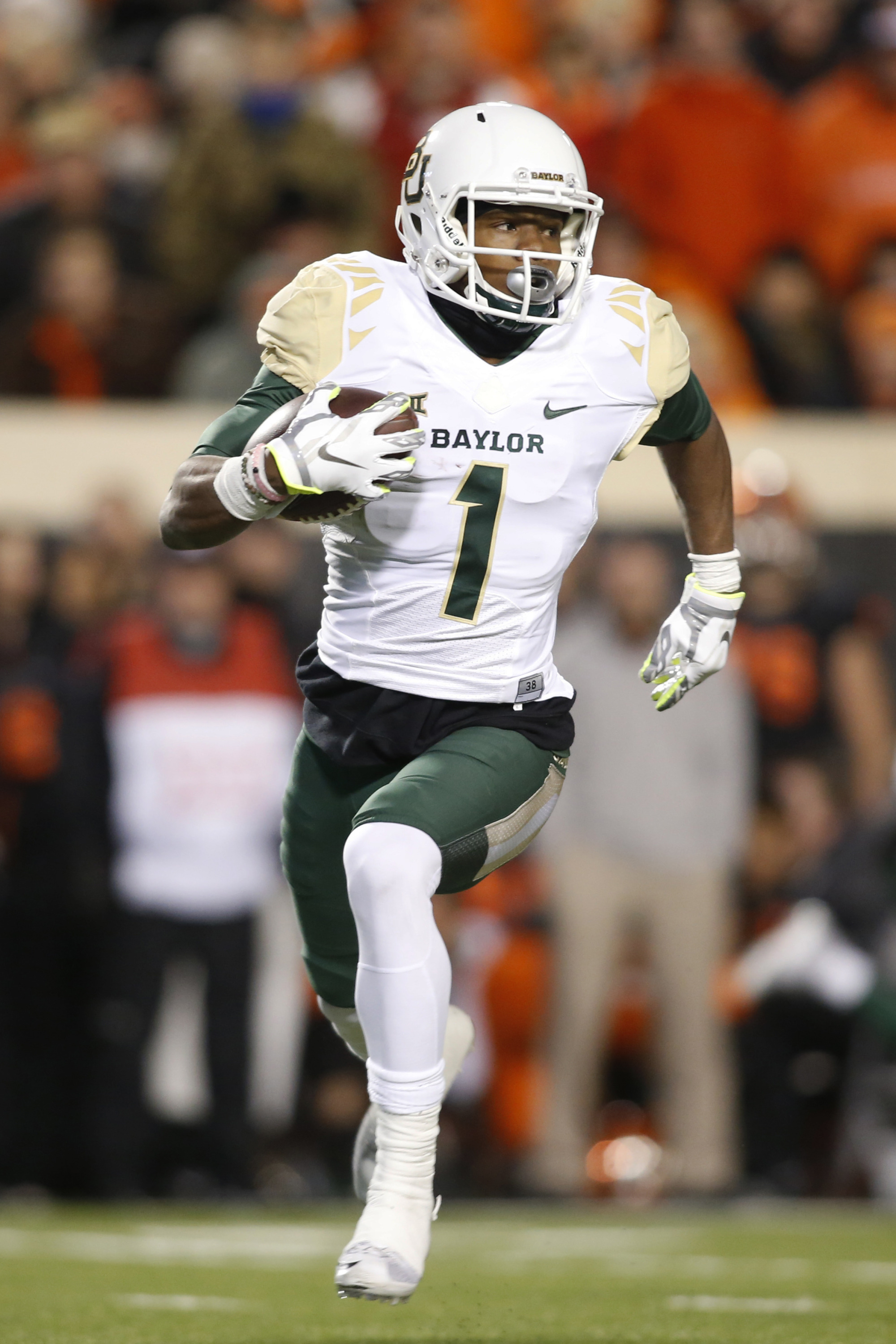 Coleman's Year to Remember, Month to Forget - Baylor University ...